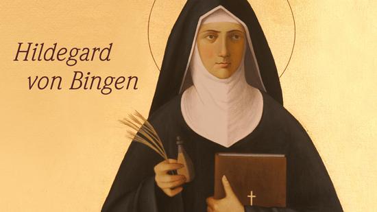 Hildegard Von Bingen Musica Medicina Symphonialis Est Anima