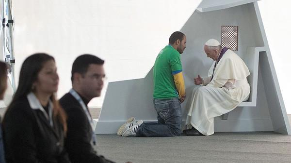Cualquier sacerdote podrá perdonar el pecado de aborto a quien acuda arrepentido